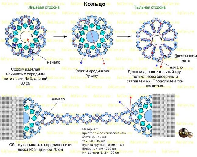 генератор полосок для вязания онлайн на русском