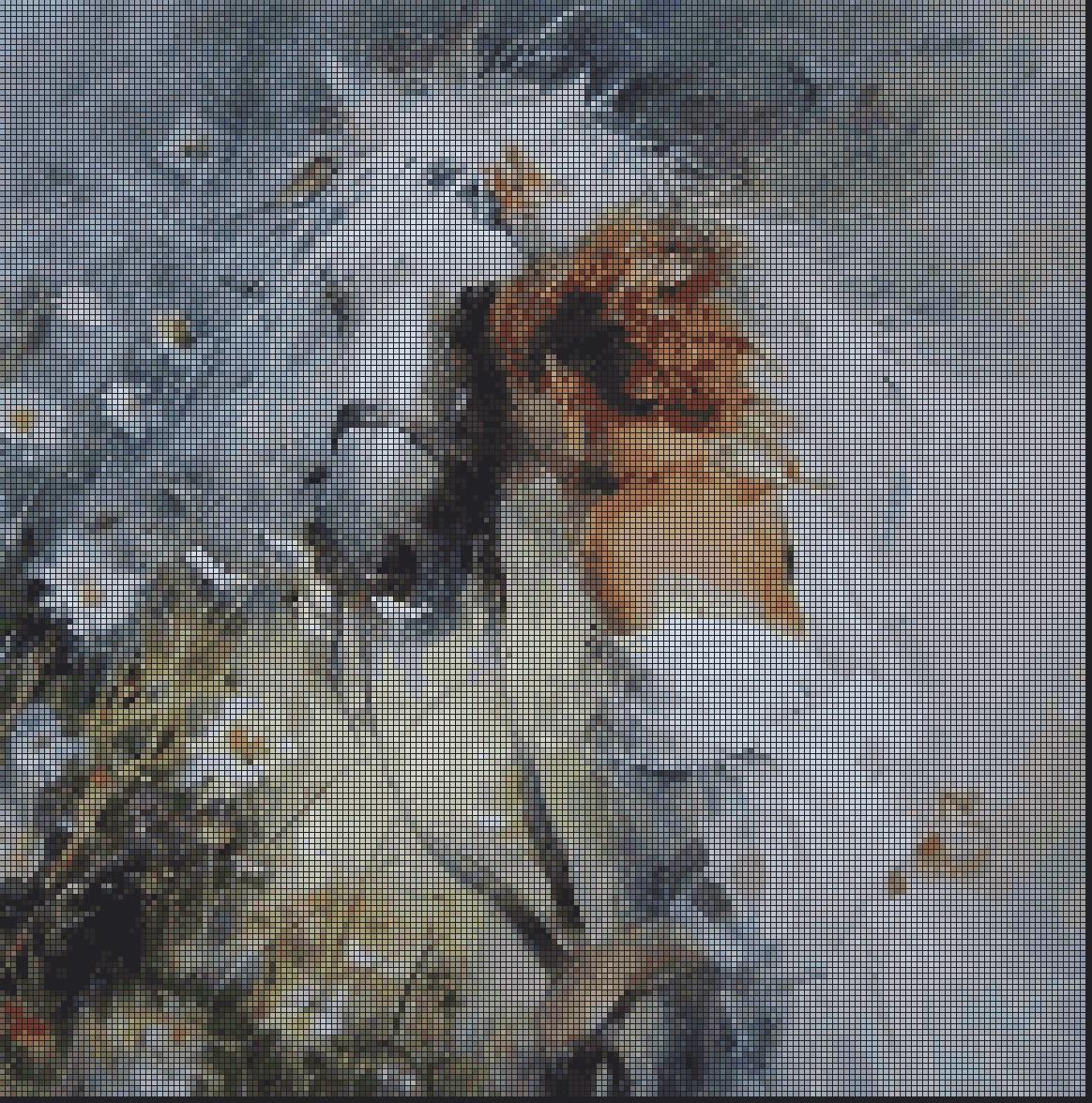 картинки схема лошади